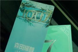 森田DR.JOU7系列(玻尿酸+燕窝面膜) 试用报告