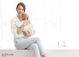 母亲节 | 新手妈妈胡杏儿的首选—安心霜