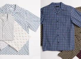 """_简介Prada""""量身定制""""服务将传统制作工艺和当代风格完美结合,为顾客量身打造经典印花衬衫。上百道精细繁杂的不同工序与全手工精心裁制,P"""
