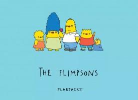 """有一个地方,住满了憨态可掬的""""小精灵""""▲Flimpsons;"""
