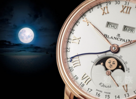 """开帘见新""""月"""":世界顶级手表都有哪些牌子的月相腕表值得玩味"""