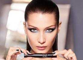 贝拉•哈迪德 担任Dior迪奥彩妆形象代言人