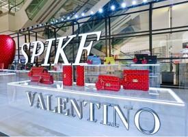 VALENTINO I LOVE SPIKE 限定展览