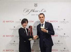 京东钟表亮相2018日内瓦国际高级钟表展 引入顶级钟表品牌