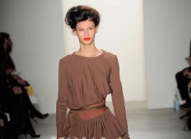 2010秋冬 纽约时装周 Costello Tagliapietra