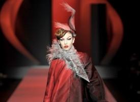 2011春夏Dior高级定制时装发布