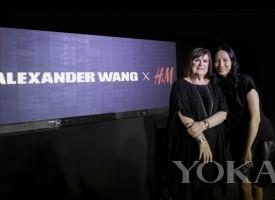 ALEXANDER WANG X H&M音乐节热舞派对