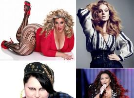 胖妞碉堡 Adele拒代言300磅女模蹿红