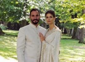 超模变王妃 最美新娘的婚纱选择