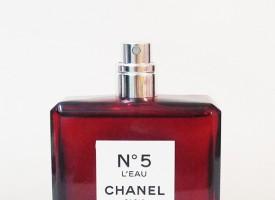 让香味成为你的印记 香奈儿五号香水系列红色限量版