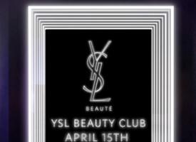 亚洲首个#YSL游轮派对#登陆上海 开启游轮快闪店