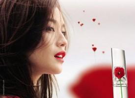 2013年KENZO Flower 舒淇魅力演绎