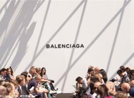 巴黎男装周 Balenciaga2017春夏